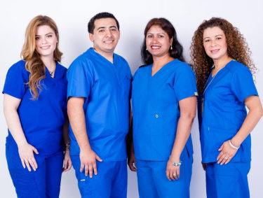 Larwin Square Dentistry - Tustin, CA - Dental Team