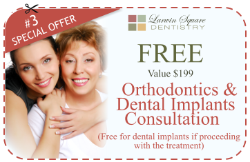 Free Orthodontics & Dental Implants Consultation