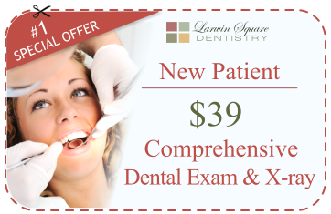 $39 Comprehensive Dental Exam & E-ray