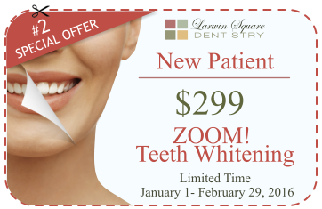 $299 Zoom! Teeth Whitening